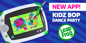 KIDZ BOP DANCE PARTY Leapfrog App