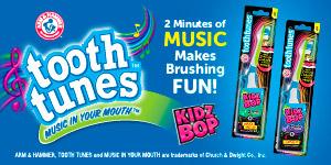 KIDZ BOP Tooth Tunes Arm & Hammer