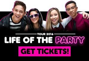 KIDZ BOP Kids Live 2016 Life of the Party Tour