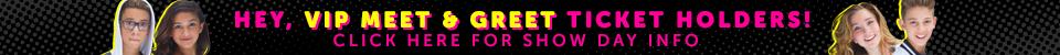 KIDZ BOP Meet and Greet Details