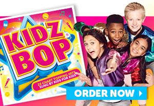 Get KIDZ BOP Now