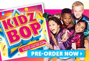 Pre-Order KIDZ BOP Now