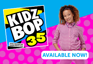 KIDZ BOP 35 Available Now!