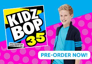 Pre-Order KIDZ BOP 35 Now