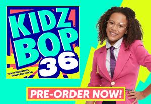 Listen to KIDZ BOP 36!