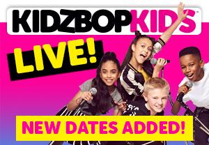 KIDZ BOP Kids Live!