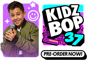 Pre-Order KIDZ BOP 37 Bundles on KIDZ BOP Shop
