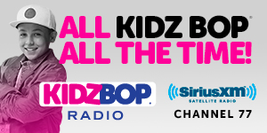 KIDZ BOP RADIO on SiriusXM