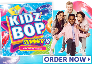 KIDZ BOP Summer '18 Out Now!